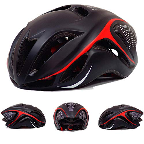 SJF Mountainbike-Helm, leichtes Microshell-Fahrrad, Helm mit 360-Grad-Komfort, größenverstellbar, Größen für Erwachsene, Jugendliche und Kinder