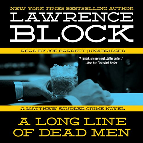 A Long Line of Dead Men  Audiolibri