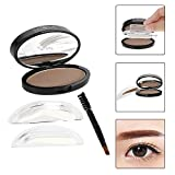 Best Kits de Brow - Anself PNF Brow Kit de Maquillage Brow Stamp Review