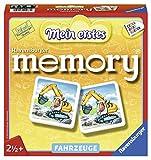 Ravensburger Kinderspiele 21437 Mein erstes Memory Fahrzeuge