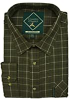 Country Classics Mens Country Check Shirt - Heavy Weight - Quality - Easy Care