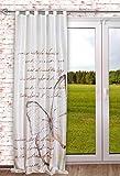 Schlaufenschal Digital Bedruckt Vintage Zeitloses Design 120x245cm