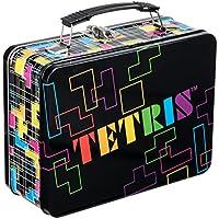 Lunch Box - Tetris - Metal Tin Case New 77070
