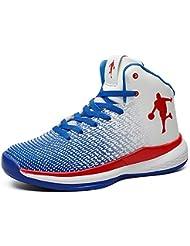 9edac0fbfe7ac FHTD 2018 New Basketball Shoes Chaussures De Basket-Ball Automne-Automne  Sneakers Haut De