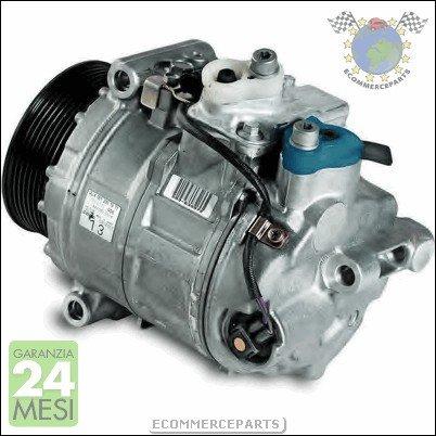 B1R compresor climatizador de aire acondicionado Sidat MERCEDES Clase C Diese