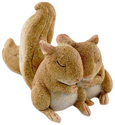 Top Collection Miniatur-Fairy Garden und Terrarium Statue, schlafen Eichhörnchen, 3,8cm von 2,75Zoll)