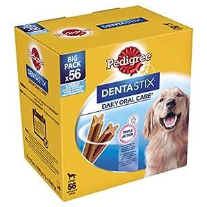 Pedigree Dentastix per cani di taglia grande, 56 pezzi