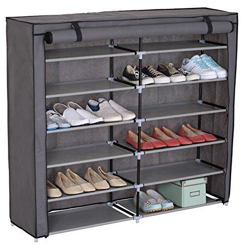 woltu-ss5019gr-meuble-a-chaussuresarmoire-a-chaussures-pliantchaussure-du-placard119x30x107cmgris