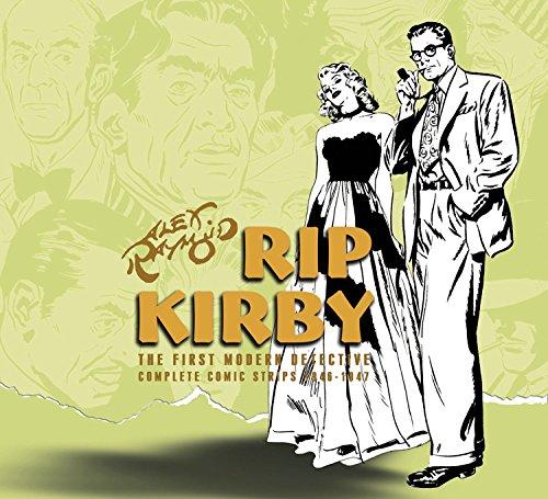 Rip Kirby Volume 2