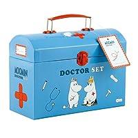 Barbo Toys Barbo Toys7290 Barba Toys Moomin Dr. Set, Multi-Color