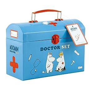 Moomins Moomin Maletín de médico (Barbo Toys 7290)