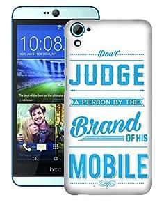 Ameraki Design Houe Back Cover for HTC 826