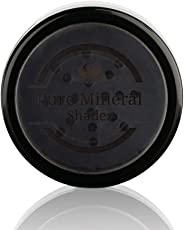Root Touch Up Powder - All-Natural Luxury Root Concealer - Crushed Minerals - Fast and Easy Total Grey Hair Cover up for Bla