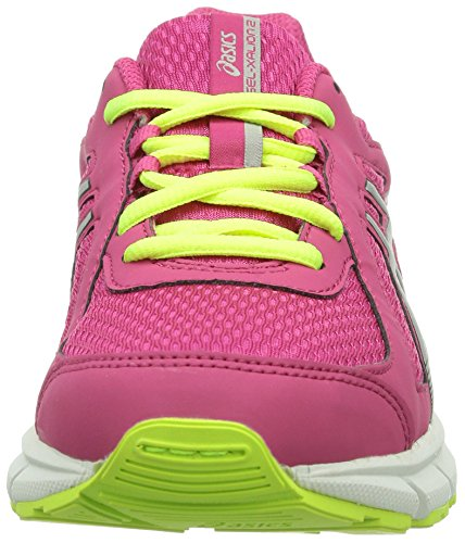 Asics Gel Xalion 2 Gs, Chaussures de running mixte enfant Rose (Raspberry/Silver/Raspberry 2193)
