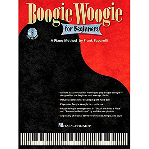 Frank Paparelli: Boogie Woogie For Beginners
