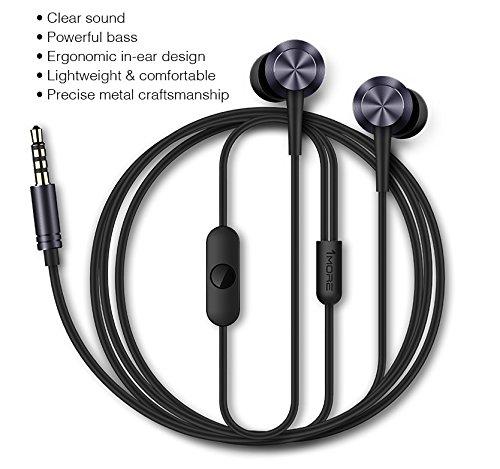 1MORE-PISTON-FIT-Premium-In-Ear-EarphonesHeadphones-with-Mic-Space-Gray