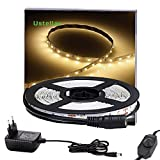 Ustellar Dimmbar 5m LED Streifen Set 300 LEDs Lichtband mit