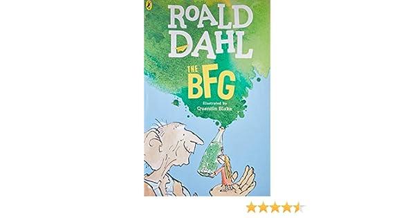 Amazon Fr The Bfg Roald Dahl Quentin Blake Livres
