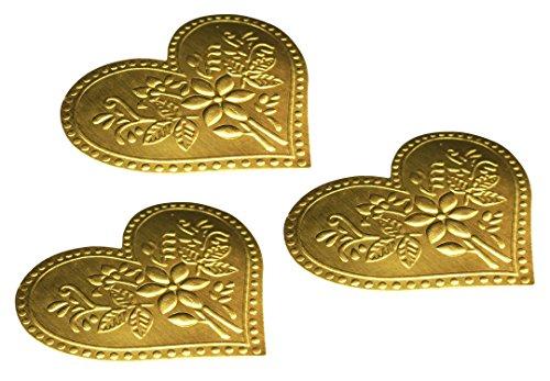 T-shin 60 Pegatinas Forma corazón diseño decoración