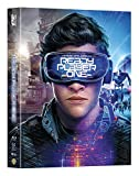 Ready Player One Steelbook 3D & 2D LENTICULAR FULL SLIP Limited Edition Steelbook Blu-ray Numbered Region free Only 900 Made