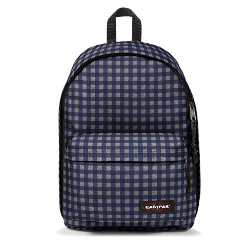Eastpak Out of Office Sac à dos, 27 L, Checksange Blue
