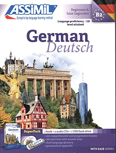 German Super Pack: German Approach to English (With Ease Series) -