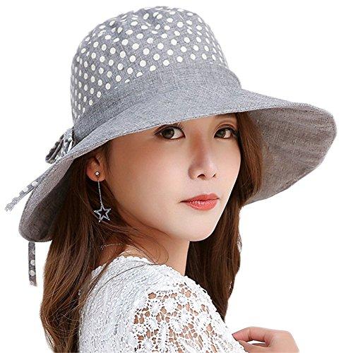 leisial-femme-chapeau-bob-en-coton-chapeau-de-peche-motif-de-points-anti-soleil-respirant-anti-uv-ch