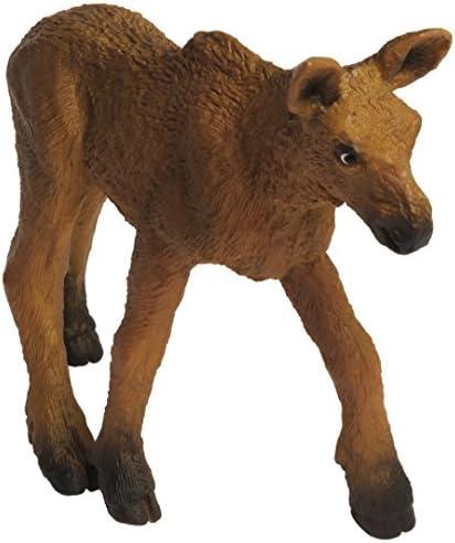 Safari S181229 Wild North North North American Wildlife Moose Veau Miniature | De Gagner Une Grande Admiration  460f12