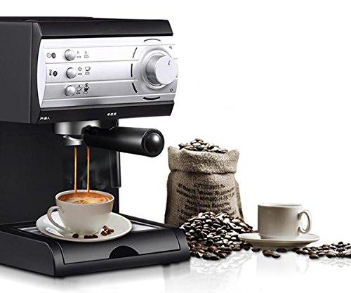 Machine à café expresso gelato semi automatique Home Office noir