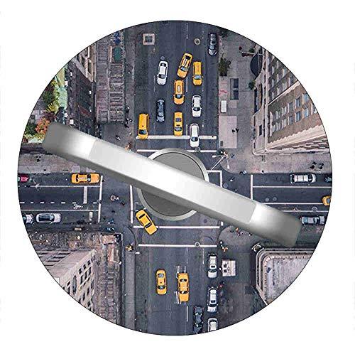 RAHJK Telefon Handy Ring 5Th Avenue New York Street, 360 Grad drehbar Finger Ring Griff Handy Halter kompatibel mit Smartphones und Tablets 1F1278