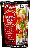 Riso Shirataki di Konjac Miracle Noodle Confezione da 10 pacchetti