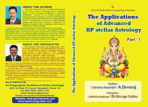 The Application of Advanced KP Stellar Astrology (English Edition)