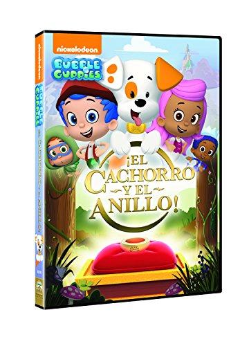 Bubble Guppies: ¡El Cachorro Y El Anillo! [DVD] 51u1QtS36eL