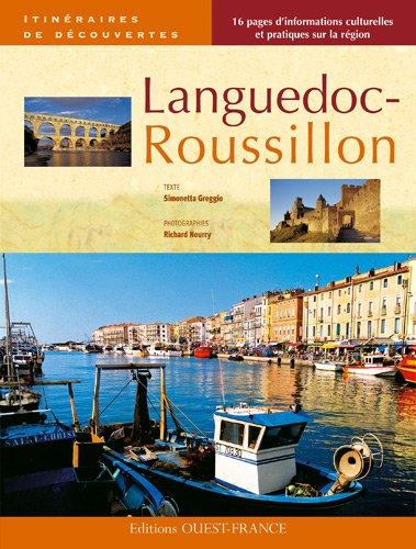 Languedoc-Roussillon par  Simonetta Greggio, Richard Noury