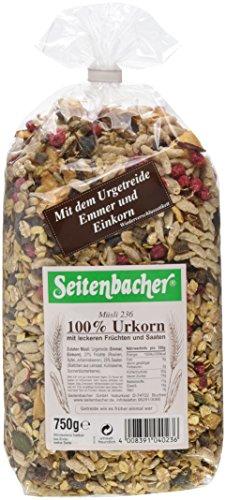 korn Müsli Emmer und Einkorn, 3er Pack (3 x 750 g) ()