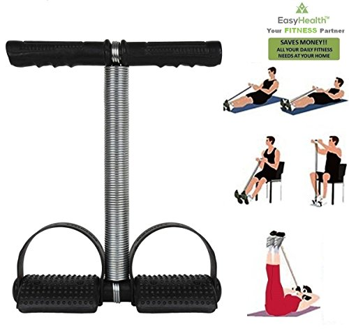 Easyhealth Single Spring Tummy Trimmer Multipurpose Fitness Equipment For Men And Women