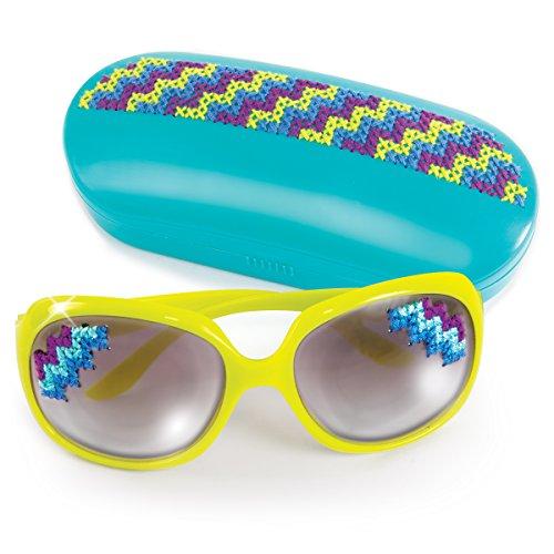 Style me up. Designer-Sonnenbrille, DIY Set, Massive Multicolor Pack