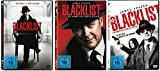 The Blacklist - die komplette Staffel 1-3 im Set - Deutsche Originalware [17 DVDs]