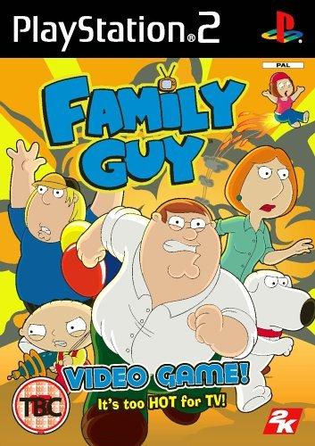 Videospiel Das Guy Family (FAMILY GUY)