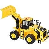 Toy State - Big Builder L&S Shaking Machines: 4 Asstd, Wheel Loader (34623)