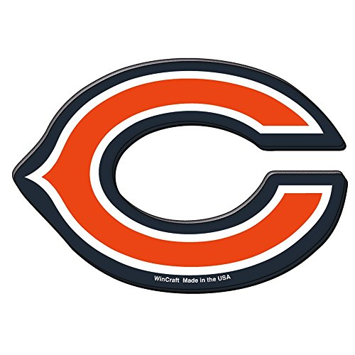 Wincraft NFL Chicago Bears Premium Magnet (Chicago Bears Tassen)