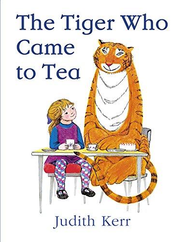 The Tiger Who Came to Tea (English Edition) por Judith Kerr