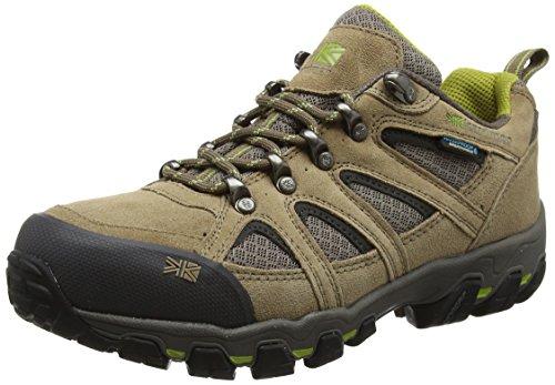Karrimor Bodmin Low 5 Ladies Weathertite Uk 8, Scarpe da Arrampicata Donna Beige (Taupe)