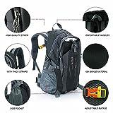 OGORI 40L Waterproof Outdoor Sports Backpack Travel Hiking Camping Rucksack Bike Bag
