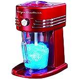 Nostalgia Slush Maker - Heladera, color rojo