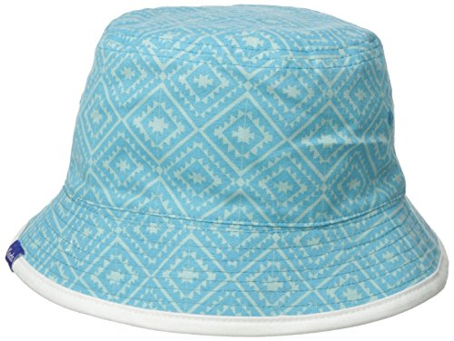 Keds Womens Reversible Bucket Hat Paradise/Sky Blue