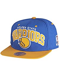 Mitchell & Ness Homme Casquettes / Snapback Golden State Warriors Team Arch