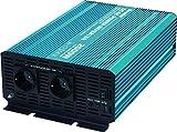 Sunpulse Spannungswandler P2000 2000W / 4000W 24V 230V Inverter Reiner Sinus Wechselrichter (Eingangsspannung (Input): 24V)