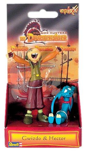 epixx-Figurenwelt Die Drachenjäger (Dragon Hunters) 20200 - Gwizdo & Hector