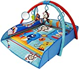 Large 110 x 110cm Light & Musical 4 in 1 Baby Activity Toy